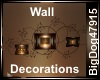 [BD] Wall Decorations