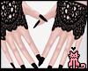 KISA|MyLaceBlkGloves