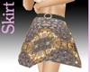 Paragon Gold Skirt