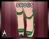 [aev] Twinkle shoes grn