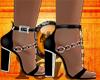 I~Black Decency Heels