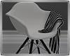 ~Modern B&W Chair~