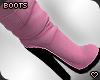 !A Desi Boots - Pink