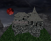 Blood Moon Castle Night