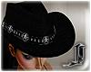 ! Black Cowboy Hat