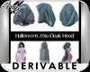 !Halloween Cloak Hood