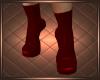 Pony Shoe Red