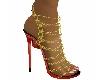 zapato cadena dorada v2