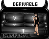 DarkDerivable Sofa