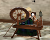 Enchanted Spinning Wheel
