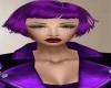 Pixie Sass purple