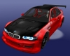 BMW M3 (RED) accessory