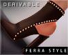 ~F~DRV Remma Boots