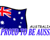 Proud to be Aussie