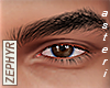 . [asteri] - arched brow