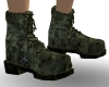 Green DigitalCamo Boot F