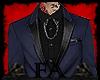 *FA* Jacket BOSS  (Blue)