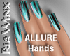 Wx:Sleek Allure Teal