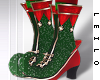 ! L! Jingle Elf Shoes II