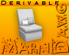 Derivable Chair w/ Pose