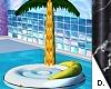 ♥ Palm float