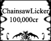 100000cr payment sticker