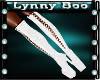 Tina White Boots