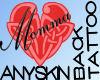 [JR] Momma Heart Tattoo