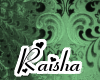 Raisha Geisha topknot