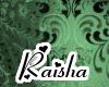 Raisha front blue ext
