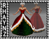 Mother Christmas Gown