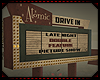 Atomic Drive-In Sign