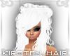 White Kirsten Hair :KSA: