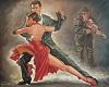 Salsa Dance Art IX