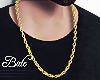 B! Gold Chain