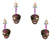 Hallo Skull Lamps {DER}