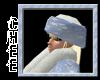 *Chee: BBlue Winter Hat
