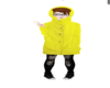 Georgie's Rain Coat