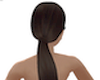 Ponytail brown