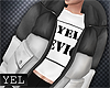 [Yel] Coat layerable W/B
