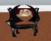 LisaPoptarts vamp chair