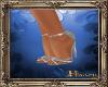 PHV Shimmer Heels Silver