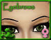 Thin Black Eyebrows