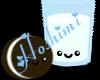 Like An Oreo Loves Milk