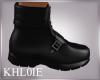 K black boots