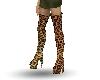 *C2003*LeopardThighBoots