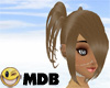 ~MDB~ BROWN TEFANI HAIR