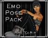 WS ~ Emo Pose Pack