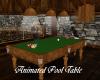 Animated Pool Table
