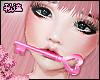 ダ. key pink